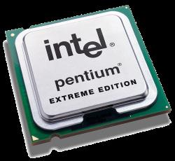 Intel Pentium Extreme Edition Processor