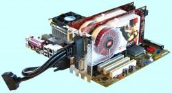 Технология CROSSFIRE от ATi