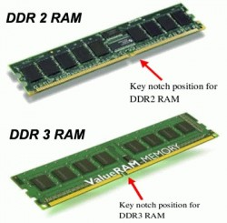 Оперативная память DDR2 или DDR3