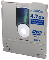 DVD-RAM диск