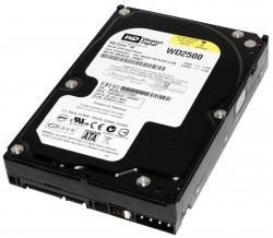 Жесткий диск (HDD) WD2500JD