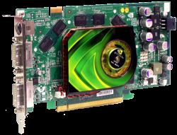 Видеокарта nVIDIA GeForce