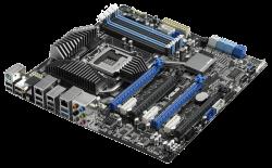 ASUS P8P67 iP67 DDR3 ATX