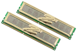 DDR3 2GB OCZ PC3-10666 Gold Series