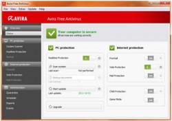 Бесплатный антивирус Avira Free Antivirus
