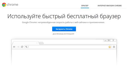Google Chrome (Гугл Хром) - самый быстрый интернет-браузер