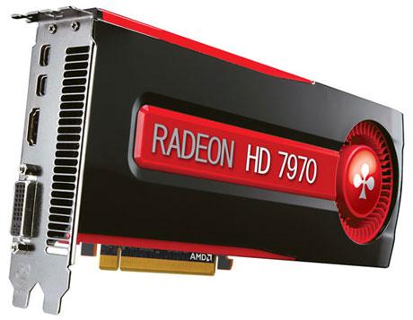 Видеокарта AMD Radeon HD7970