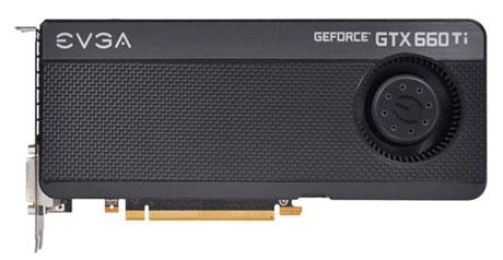Видеокарта NVIDIA GTX660Ti