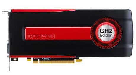 Видеокарта AMD Radeon HD7870 GHz Edition