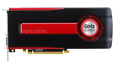 Видеокарта AMD Radeon HD7870 GHz Edition