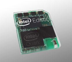 Двухъядерный миникомпьютер Intel Edison