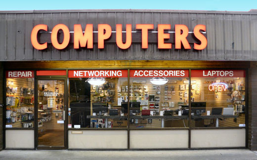 byte shop the affordable computer store Reddit: the front page his friend steve jobs obtained an order from a local computer store the byte shop the affordable computer store in mt view california for.