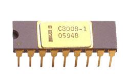Микропроцессор Intel 8008