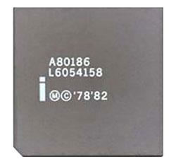 Микропроцессор Intel 80186