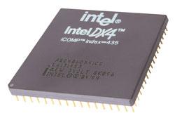 Микропроцессор Intel 80486