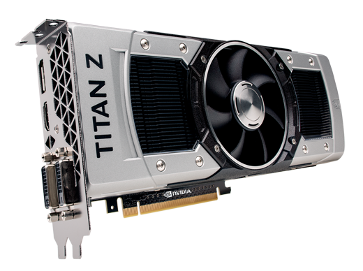 Видеокарта GeForce GTX Titan Z