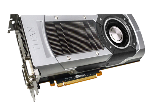 Видеокарта GeForce GTX Titan