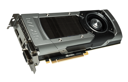 Видеокарта GeForce GTX 770