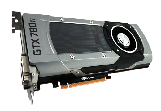 Видеокарта GeForce GTX 780 Ti
