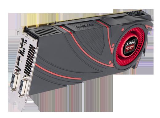 Видеокарта Radeon R9 280X