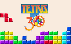 Тетрис отметил своё 30-летие