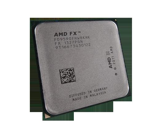 Процессор AMD FX-9590 Vishera