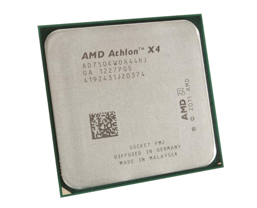 Процессор AMD ATHLON II X4 750K