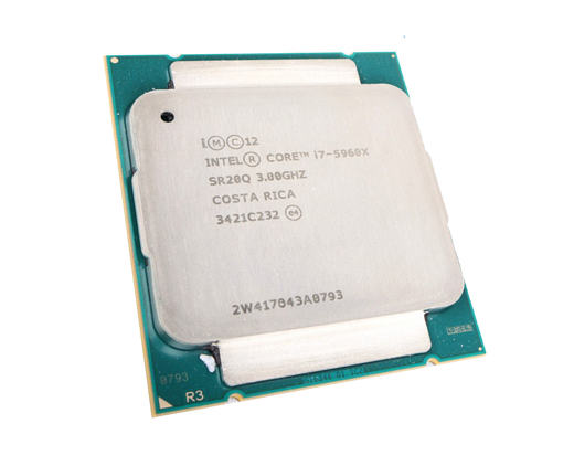 Процессор Intel Core i7-5960X Extreme Edition Haswell-E