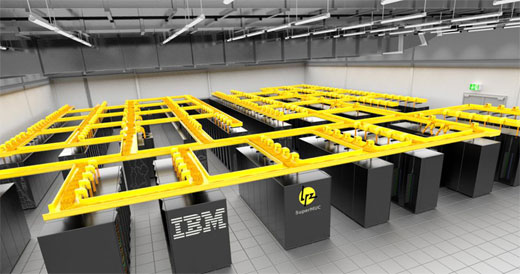 Суперкомпьютер SuperMUC