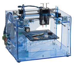 История 3D-принтеров